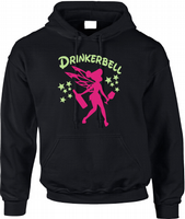 DRINKERBELL HOODIE - INSPIRED BY TINKERBELL PETER PAN